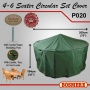 Garden Furniture Cover - 4-6 Seater Circular