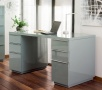 Madison office desk grey