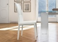 Bonaldo Coco Leather Dining Chair _image1