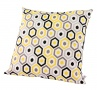 Hexagon cushion square