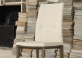 Bonaldo Coco Leather Dining Chair _image2