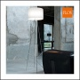 Flos - Ray F2 Glass Floor Light
