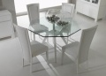 Firenze Glass Dining Table _image1