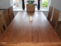 The Maui - 8 Seater Solid Teak Dining Set_image1