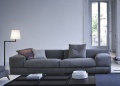 Evosuite Sofa With High Cushions