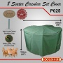 Garden Furniture Cover - 8 Seater Circular