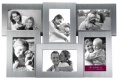 Six picture photo frame
