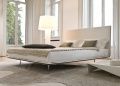 Bonaldo Thin Upholstered Bed