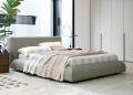 Moon Upholstered Bed