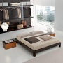 Ego Modern Platform Bed with No Headboard