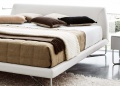 Chocolate Leather Bed _image1