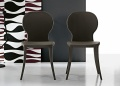 Bonaldo Victoria Leather Dining Chair