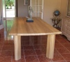 8 Seater Solid Oak Dining Set - The Faraway Set_image1