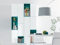 Jesse Open Wall Unit Composition R62