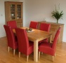 Nevada Red Dining Chair_image2