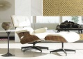 Eames Lounge Chair & Stool _image3
