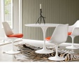 Saarinen Tulip Dining Table Fibreglass 120cm