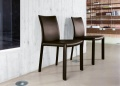 Bonaldo Angel Leather Dining Chair