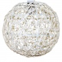 Straw Ball Ceiling Pendant