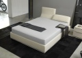 Laguna Leather Bed