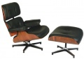 Eames Lounge Chair and Footstool_image1