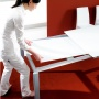 Andy Extending Glass Dining Table, Small_image1