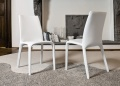 Bonaldo Alanda Leather Dining Chair _main_image